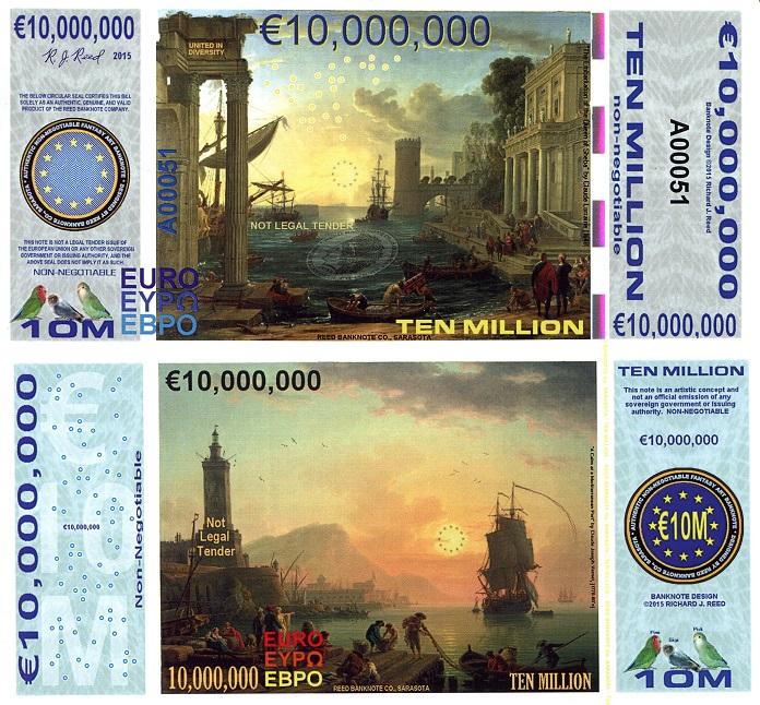10 millionen euro