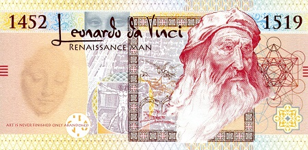 ND NA  UNC Banknote
