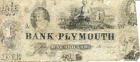 1 Dollar  Poor (see scan) Banknote