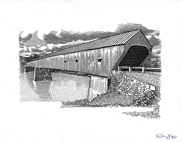 Cornish - Windsor Covered Bridge