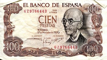 Andorra 5 Pesetas Pessetes 2015 UNC SPECIMEN Test Note Banknote