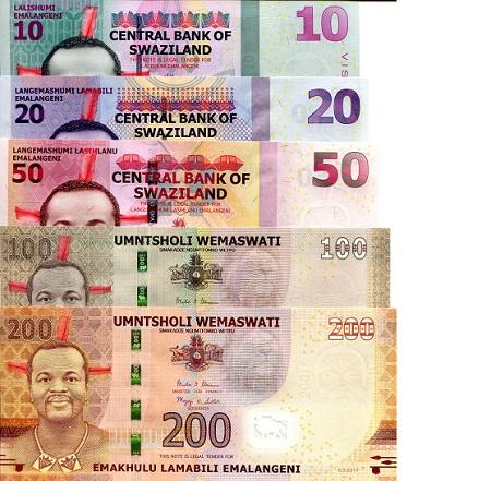Pick New 2018 New:SWAZILAND 100 Emalangeni  Banknote - UNC 2018
