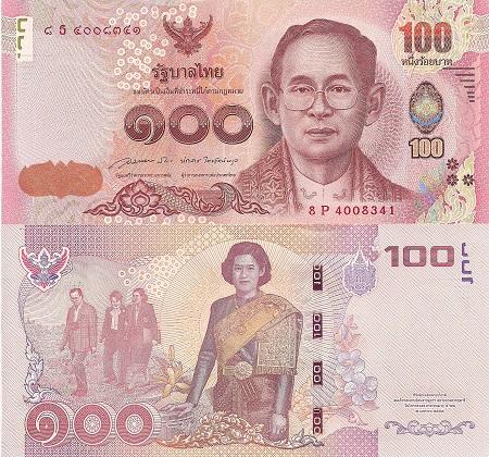 Thai baht forex news