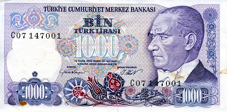 1,000 VF (see scan)