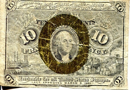 10 VF (see scan)