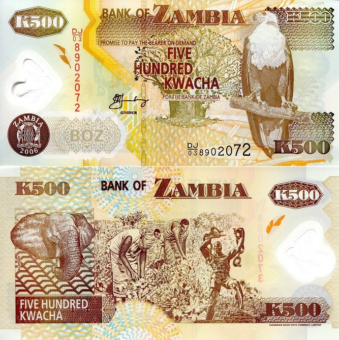 Banknotes Featuring Elephants