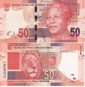 south african banknotes images of christmas